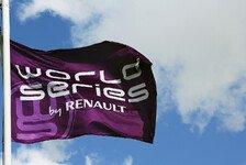 WS by Renault - Marciello auch am dritten Testtag vorn