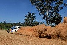 WRC - Video - Tag 3 in Australien aus Sicht von VW
