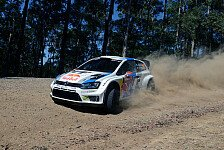 WRC - Volkswagen: Wiedergutmachung in Down Under