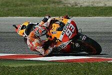 MotoGP - Marquez rechnet mit spannendem Rennen