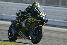 MotoGP - Gutes Gefühl beim Tech3-Duo