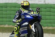 MotoGP - Rossi trauert dem Podium nach