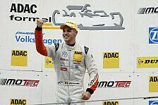 ADAC Formel Masters - Picariello holt Saisonsieg zehn