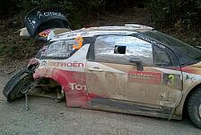 WRC - Meeke: Chance auf Rallye Wales bleibt
