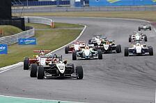 Formel 3 Cup - Packender Finalkampf hinter Kirchhöfer