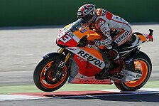 MotoGP - Marquez und Pedrosa freuen sich auf die Heimat