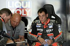 Moto2 - Cortese blieb bei Sturz unverletzt