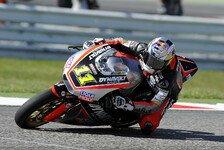 Moto2 - Cortese stark: Startplatz neun in Aragon