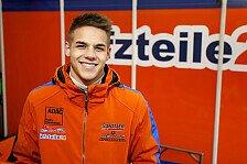 ADAC Formel Masters - Meister-Interview mit Alessio Picariello