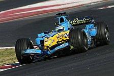Formel 1 - Giancarlo Fisichella möchte in Melbourne siegen