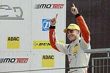 ADAC Formel Masters - Peter Mücke