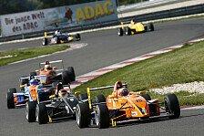 ADAC Formel Masters - Vierkampf um die Vizemeisterschaft
