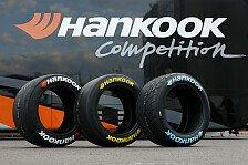 DTM - Kommen 2014 neue Reifen?