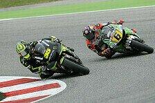 MotoGP - Crutchlow und Smith mit wichtigen Punkten