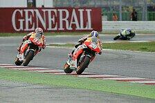 MotoGP - Marquez: Bestzeit auf Motorrad für 2014