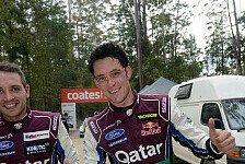 WRC - Neuville: Gutes Gefühl für Frankreich