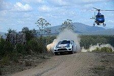 WRC - Ogier: Kein Däumchendrehen nach Titel