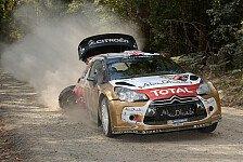 WRC - Meeke: Für 2014 bei einigen auf dem Radar