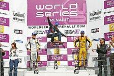 WS by Renault - Bilder: Ungarn - 12. & 13. Lauf