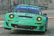 USCC - Falken startet mit neuem 911 RSR