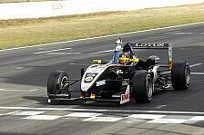 Formel 3 Cup - Marvin Kirchhöfer auf Doppel-Pole