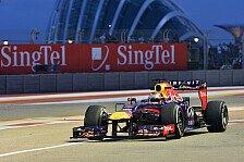 Formel 1 - 2. Training: Vettel dominiert in Singapur