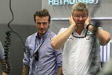Formel 1 - Gerücht: Brawn verlässt Mercedes