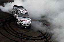NASCAR - Kenseth gewinnt auch das zweite Chase-Rennen