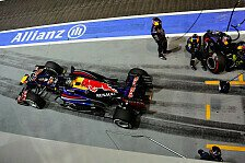 Formel 1 - Vettel nach Schummel-Blödsinn: Super-Wagenheber?