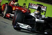 Formel 1 - Williams' bester Moment: Massa-Verpflichtung