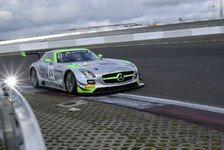 24 h Nürburgring - Training: HTP Motorsport in Front