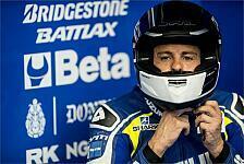 MotoGP - De Puniet 2014 ausschließlich bei Suzuki