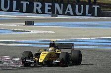 WS by Renault - DAMS vertraut weiter auf Nato