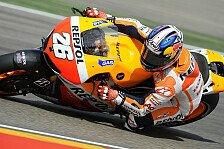 MotoGP - Pedrosa hat starke Schmerzen