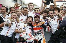 MotoGP - Marquez' Crew spricht über den Weltmeister