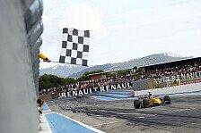 WS by Renault - DAMS verzichtet auf Berufung