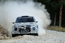 WRC - Hänninen fährt 2014 für Hyundai