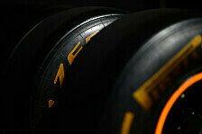 Formel 1 - Reifendebatte: Willkommen zurück