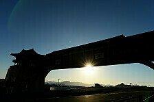 Formel 1 - Gerücht - Kalender 2015: Korea wieder raus