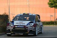 WRC - Loeb verliert Frankreich-Führung