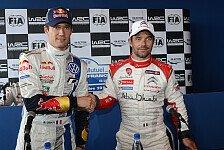 WRC - Loeb und Ogier für Auszeichnung nominiert