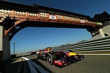 Formel 1 - Korea hofft auf Formel-1-Rückkehr