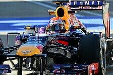 Formel 1 - Vettel holt dritte Pole in Folge