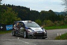 WRC - Neuville: Zweiten Platz in der WM halten