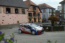WRC - Video - Kubica bei der Rallye Frankreich