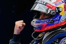 Formel 1 - Vettel holt vierten Sieg in Folge