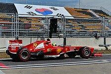 Formel 1 - Kehrt die Formel 1 2016 nach Südkorea zurück?