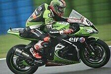 Superbike - Sykes fährt an der Spitze davon