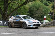 WRC - Ogier übernimmt die Spitze, Loeb raus