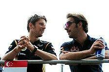 Formel 1 - Die Haas-Kandidaten im Check